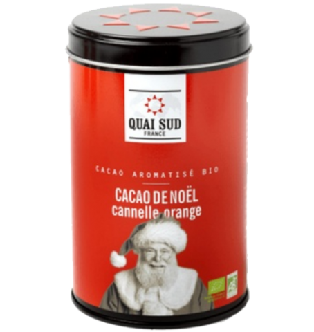 Cacao de Noël - Orange Cannelle